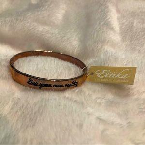 Ettika Message Bracelet